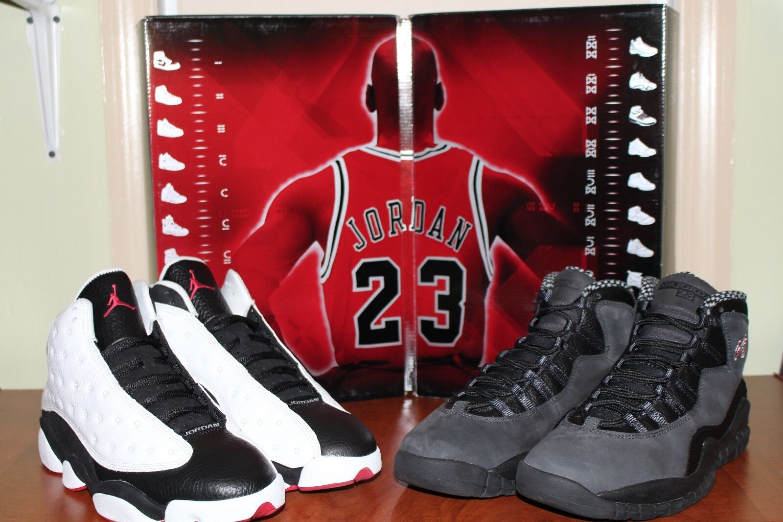 Nike Air Jordan Collezione CDP Countdown Pack 13 10 sz. 9 DS Brand new