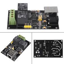 2 Way Internet Relay Board Ethernet Tcpip Controller Remote Switch Module