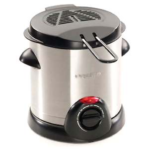 Deep Fryer Electric Kitchenware Home Small Appliances Dining Convenient Cooking