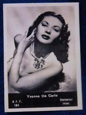 CINEMA - MINI FOTO - ACEO - YVONNE DE CARLO