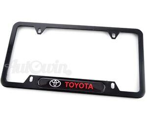 Standart License Plates For Toyota Corolla Frames Toyota