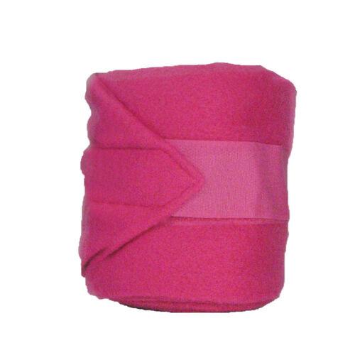 Choice of Colors Horse Size Polo Wraps Soft Stretchy Fleece Bandage Leg Wrap