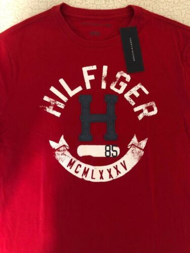 Tommy Hilfiger T-shirt Brand New 2019 in 3 colors FATHER/'S DAY GIFT