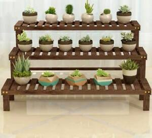 3 Tiers Garden Pots Base Planter Indoor