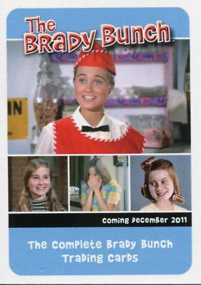 Rittenhouse Archives The Complete Brady Bunch Trading Cards Promo Card P1