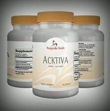 Coral Calcium Vit D & Magnesium -Blood Pressure, Bone, Hormone & Heart Health