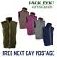 JACK Pyke Countryman corpo più caldo Gilet in pile da uomo GILET calda giacca da caccia