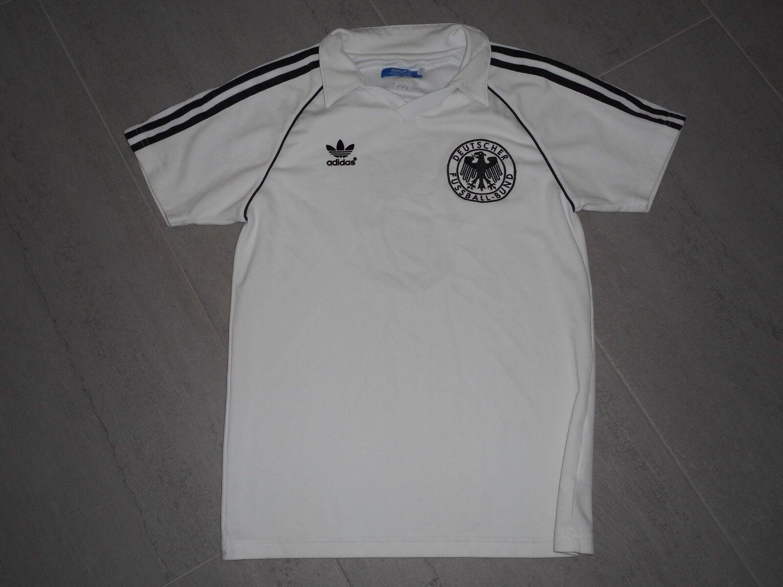 Trikot Fußball DFB DEUTSCHLAND Gr. S Nr. 5 (L-NR. P84) P84) P84)  | Qualität zuerst  2c61f4