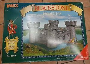 IMEX-Modeles-1-32-Blackstone-Castle-Chateau-Kit-ref-3282