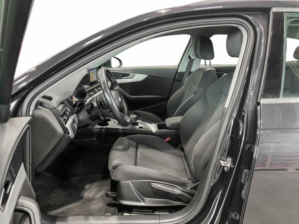 Audi A4 2,0 TDi 190 S-line Avant quattro S-tr. billede 3