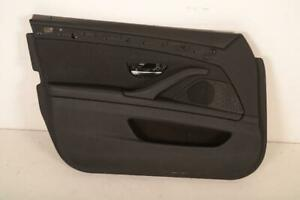 BMW-5-Touring-F11-530d-2016-RHD-Front-Left-Door-Card-Trim-Cover-Panel-1777773