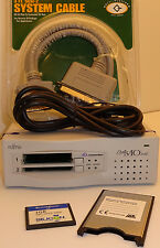 SCSI CF Card reader writer Akai MPC2000XL MPC 2000 SCSI Hot Swap external 2 bay