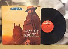 THE WEST IN MUSIC LP VG/VG+ 1970 VEDETTE VPAS 878 ARMANDO SCIASCIA FIVE LORDS