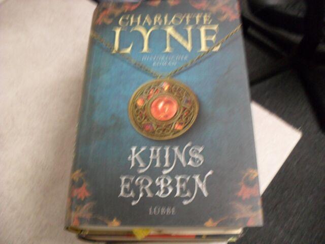Kains Erben von Charlotte Lyne   gebunden