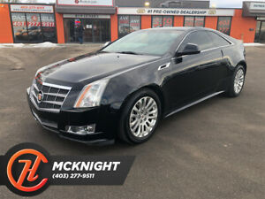 2011 Cadillac CTS Bluetooth/Sunroof/Leather/Power Seats/Heated Seats