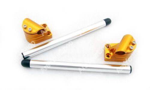 Replacement CNC Handle Bar Clip Racing for Kawasaki EX250 2008-2012 2011 2009