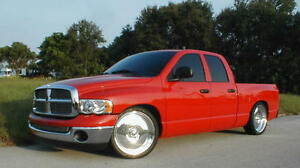 Dodge Ram 1500 2 4 5 Lowering Kit 2002 2005 Extended Quad Cab Srt