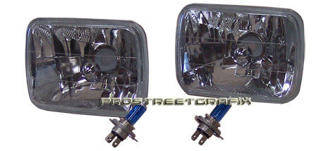 81-83 TOYOTA STARLET XENON EURO CLEAR HEADLIGHTS KIT