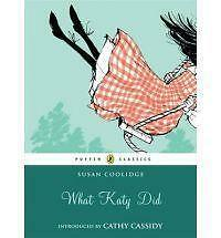 1 of 1 - What Katy Did (Puffin Classics), By Coolidge, Susan,in Used but Acceptable condi