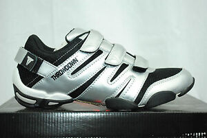 THROWDOWN Womens Black/Silver MMA VICTORY Boxing Sneakers Size 5 (TD-002)