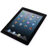 Apple iPad 4th Generation 16GB, Wi-Fi + 4G  9.7in - Black VGC UK seller