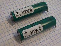 Braun Series  8995, 8595, 8590 Akku Ersatzakku 2,4V NiMH Accu Batterie Battery