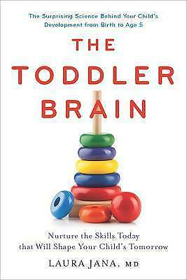 1 of 1 - TODDLER BRAIN by Laura Jana / Same Day Post