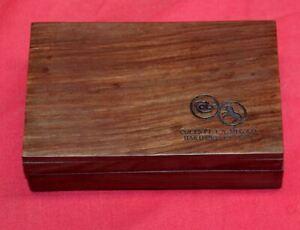 COLT-Firearms-Wood-Box-Case