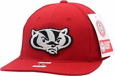 item 3 Wisconsin Badgers Fitted Hat Alter Ego Logo Block 11986 -Wisconsin  Badgers Fitted Hat Alter Ego Logo Block 11986 398353cf4e6e