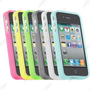 Housse-Coque-Etui-Bumper-protection-Apple-iPhone-7-6-6S-6S-Plus-SE-5S-5-4S-4