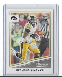 2017 Classics-football cards-nfl-selección//Selection