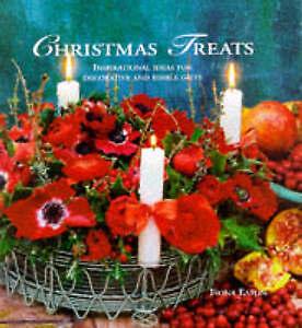 Eaton-Fiona-Christmas-Treats-Hardcover-Very-Good-Book