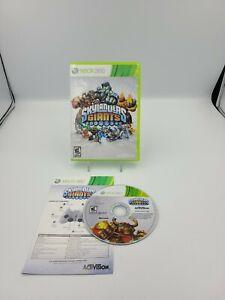 Skylanders: Giants Microsoft Xbox 360, 2012 CIB Not For Resale
