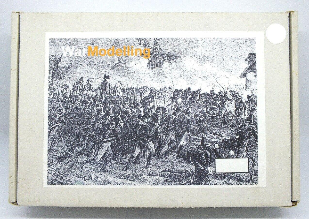 War Modelling - French 1806-12 - Line infantry division - 15mm