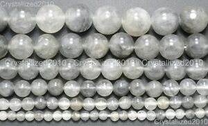 Natural-Grey-Cloudy-Quartz-Gemstone-Round-Beads-4mm-6mm-8mm-10mm-12mm-15-5-034