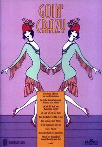 Goin-039-Crazy-20-Schlager-der-20er-30er-Jahre-Songbook-Noten