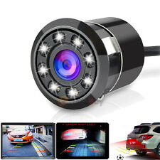170° CMOS 8 LED Car Rear View Backup Parking Camera HD Night Vision Waterproof