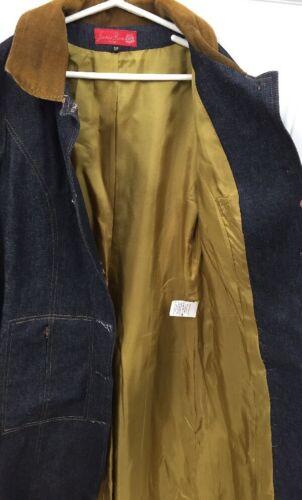 Coat Blue Størrelse Rose Jackie 36 Long Paris nWU6RcF