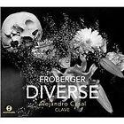 Johann Jacob Froberger - : Diverse (2012)