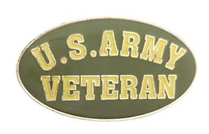 United States Army USA Service Veteran Pin Badge LAST FEW