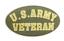 縮圖 1 - United States Army USA Service Veteran Pin Badge LAST FEW