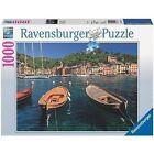 1000 Puzzle Hafen In Portofino Italien Ravensburger 190539