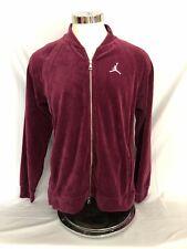 61519e786a76d5 item 1 Nike Air Jordan Velour Jacket Men s XL Burgundy Jumpman Jacket AH2357-609  -Nike Air Jordan Velour Jacket Men s XL Burgundy Jumpman Jacket AH2357-609