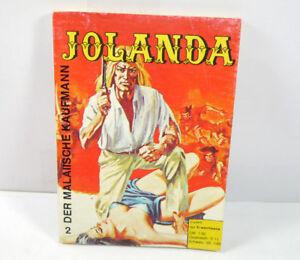 Jolanda-Band-2-Der-Malaiische-Kaufmann-Comic-Paperback-Buccaneer-MF4