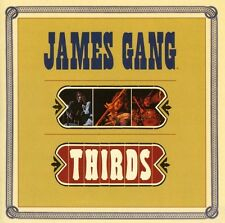 Thirds [Remaster] by James Gang (CD, Jun-2000, MCA)