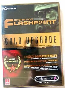 66555-Operation-Flashpoint-Gold-Upgrade-NEW-SEALED-PC-2001-Windows-XP