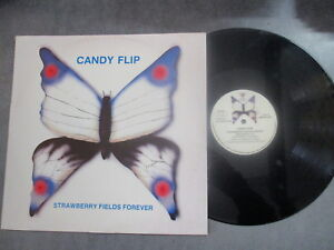 CANDY-FLIP-STRAWBERRY-FIELDS-FOREVER-BEATLES-COVER-12-034-ITALIA