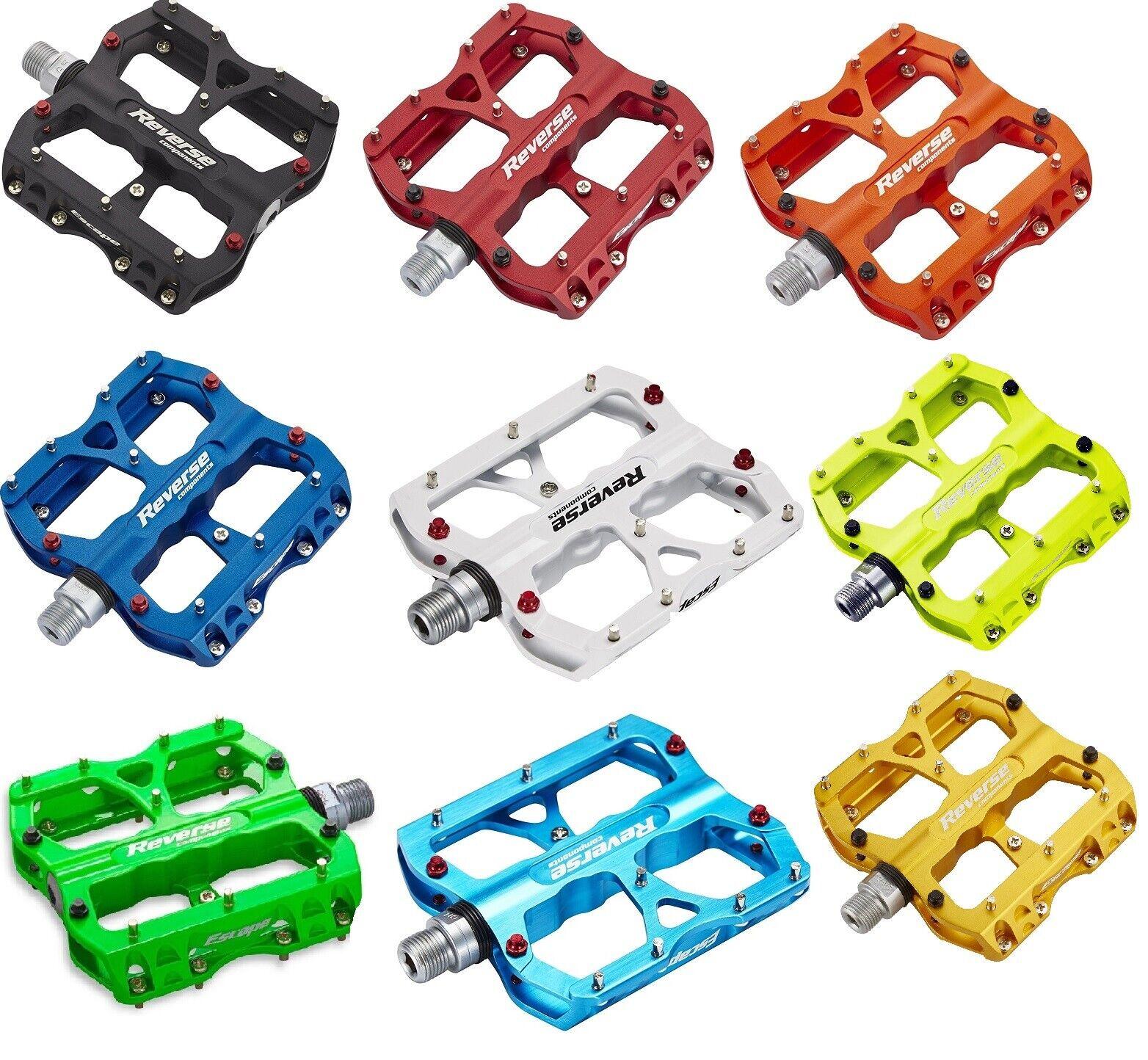 Reverse escape Flat pedal bicicleta  MTB DH Dirt bike Platform pedals pedales  tienda