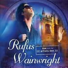 Live from the Artist's Den by Rufus Wainwright (CD, Mar-2014, Artists Den)