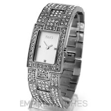 *NEW* DOLCE & GABBANA LADIES D&G CEST CHIC GLITZ WATCH - 3719251024 - RRP £225